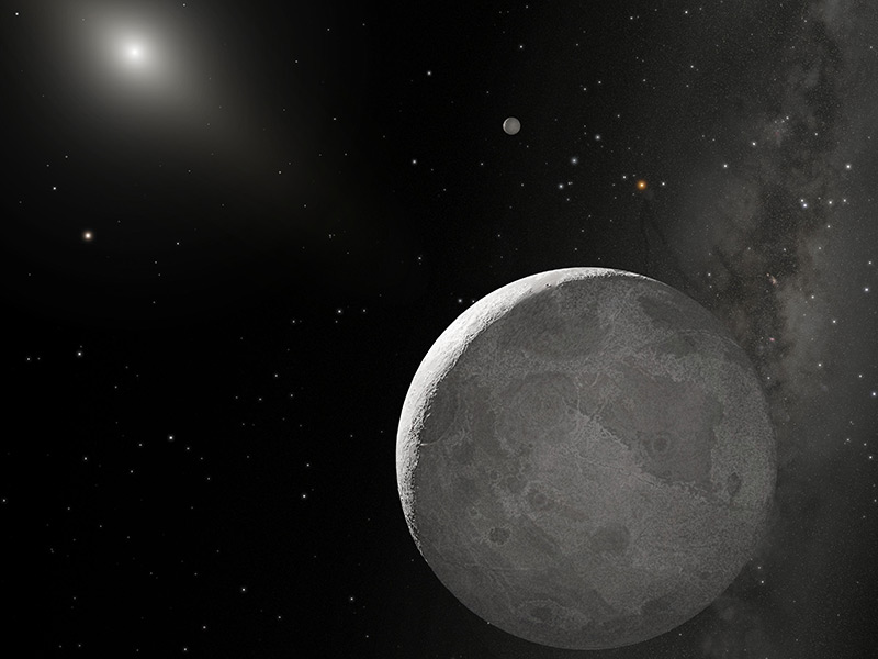 Kuiper Belt And Oort Cloud