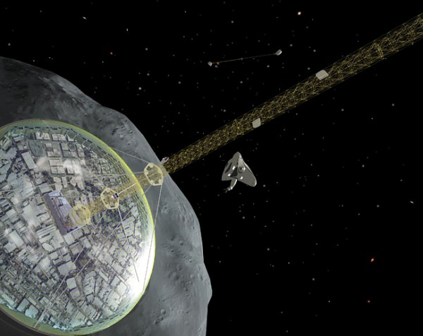 Cable Asteroid