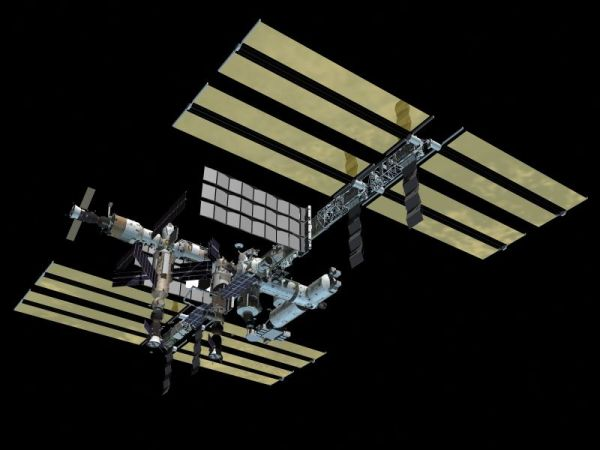Computer Generated Iss