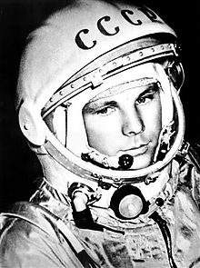 Gagarin Space Suit