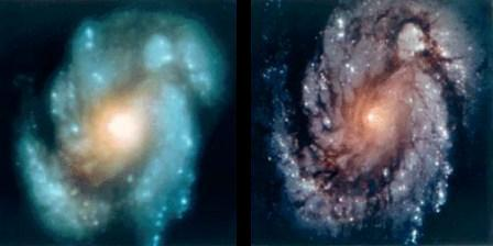 Hubble Images Improvement