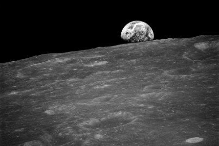 The First Earthrise