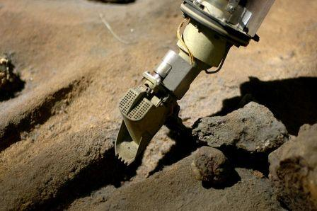 Viking Lander Soil Sample